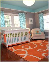 turquoise and orange area rug perfect on bedroom plus tapinfluence co 18