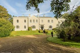 Grade Ii Listed Hertfordshire Mansion Is Being Raffled Off For