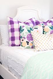 Purple Bedrooms For Girls 17 Best Ideas About Girls Bedroom Purple On Pinterest Lavender