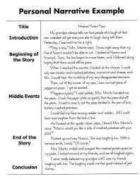 ideas about personal narrative writing on pinterest  how to write a personal narrative essay for th th grade oc narrative essay formal letter