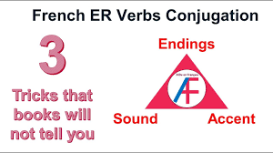 french er verbs french grammar 3 tips for french er verbs conjugation youtube