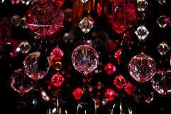 beautiful chandelier crystals background stock photo background pink chandelier