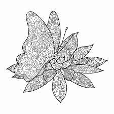 Kleurplaten Voor Volwassenen Bloemen Beste Van Populair Kleurplaten