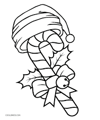 Coloring Candy Cane Coloring Page Pictures Meaning Candy Cane
