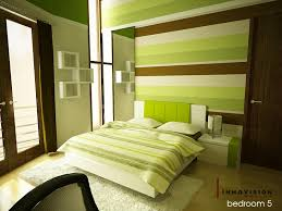 Green Room Color And How It Affects Your Mood Freshome Com Bedroom