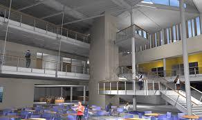 Interior Design School Dc Magnificent Ballou Senior High School Cox Graae Spack Architects