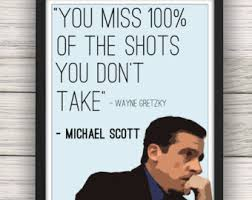 the office poster. Michael Scott \ The Office Poster