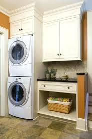 washer and dryer stands. Over Washer And Dryer Storage Between Lg Stands