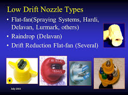 Hardi Spray Nozzle Chart Sprayer Accuracy July Ppt Video Online Download