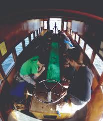 glass bottom boat at spring lake