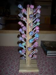 lollipop cake pop holder tree display stand holder by wilke 15 00