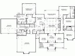 bungalow house plan four bedroom square one level plans eplans ranch