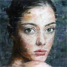 the artist behind these enthralling large scale portraits is brazilian harding meyer based in germany oil paintings really fascinate me because they seem