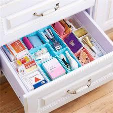 office drawer dividers. Plastic Desk Organizer Memo Pen Storage Box Case Stationery Drawer Divider Tationery Cosmetic Makeup Office Dividers