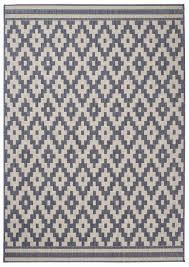 anthracite amp sand diamond pattern rug 100 durable