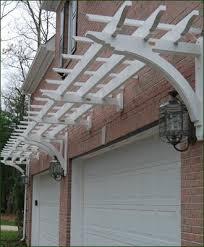 garage door arborSpecial End Cut Brackets from Walpole Woodworkers