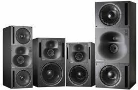 professional audio monitors