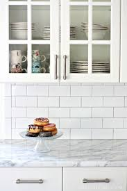 How To Grout Tile Backsplash Magnificent Subway Tile Backsplash Installation Best Of Pinterest Pinterest