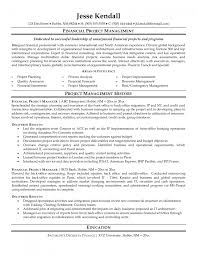 sample financial resume cipanewsletter finance resume sample excellent resumes samples