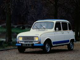 A look at the limited-edition Renault 4 Jogging | Ran When Parked