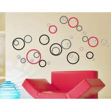 strengthens lines hd wall decals brand applied most flar surface that green ceiling corners the bed