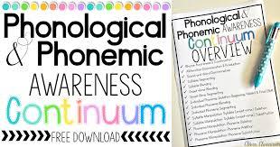 Phoneme Manipulation Phonemic Awareness Skills Clever