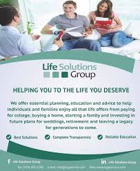 Life Solutions Group - Home | Facebook