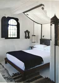 Small Black And White Bedroom Small Black And White Moroccan Bedroom Im Thinking It Would Be A