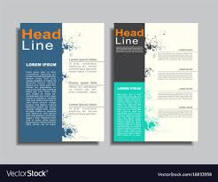 Leaflet Design Portfolio Flyers Report Brochure Cover Book Portfolio Design