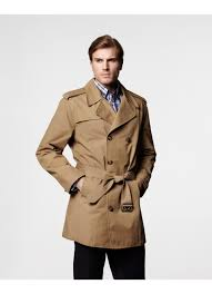 es short trench coat