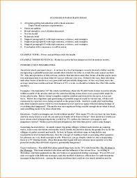 paragraph essay format basic job appication letter standard 5 paragraph essay