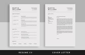 14 Simple Resume Templates For 2019 Clean Basic Cv Templates