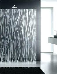 interesting etched shower doors frosted glass decals a get best ideas about on vintage