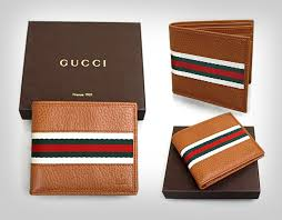 gucci men s leather wallet bifold 3
