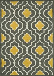 grey and yellow rug gray fl p