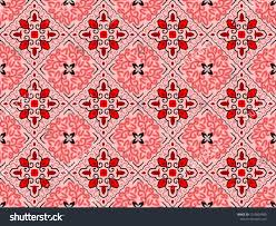 Fabric With Pictorial Design Indonesian Batik Pictorial Design That Made The Arts