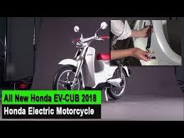 2018 honda ev. interesting 2018 all new honda evcub 2018  electric motorcycle in honda ev d