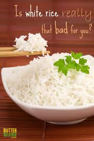 brown rice or white rice which is healthier you might be think white rice is seriously bad for you this and enjoy good