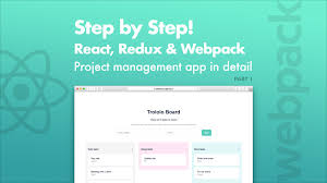 Step by Step! React, Redux and Webpack – codeburst