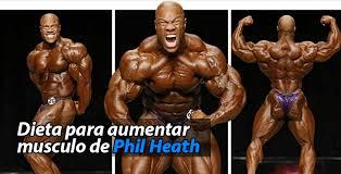la ta para aumentar musculo de phil heath
