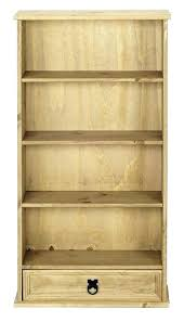bookcases mexican pine bookcase bookcases corner storage rack 1 drawer display organizer furniture shelves