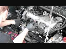 02 montero spark plug change 3 6