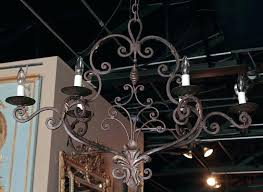 oblong pendant lighting early century french six light verdigris iron chandelier with oval drum home improvement engaging