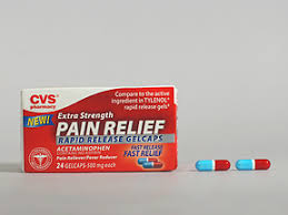 cvs pain relief tablets
