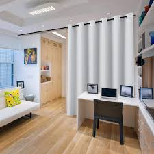 10ft X 10ft Bedroom Design Pony Dance Wide Blackout Curtain Room Divider Curtains
