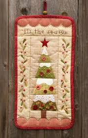 Tis the Season Quilted Wall Hanging Pattern | Quilts | Pinterest ... & Tis the Season Quilted Wall Hanging Pattern Adamdwight.com