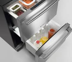 10 Easy Pieces: The Best Under-Counter Refrigerator Drawers - Remodelista
