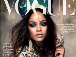 Rihanna Faces Backlash For New Vogue Arabia Cover Business Insider