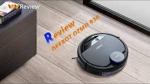 ✓VnReview - Đánh giá robot hút bụi, lau nhà DEEBOT OZMO 930 - YouTube