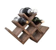 Rustic wine rack table Bedroom Image Unavailable Amazoncom Amazoncom Wooden Wine Rack Wood Wine Holder Rustic Wine Rack